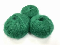 dirty children mohair super soft  color sylvainGreen +-35gram = 315m