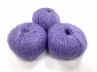 dirty children mohair super soft  color soft violet +-35gram = 315m