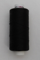 Schappe Super Best   100/2Nm   Black 500 meter/cone