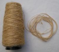Tussar Silk  ±700 a 1380 Den 200 meter/cone