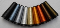 metalised polyvinylfilm all 9 colors 9 cones